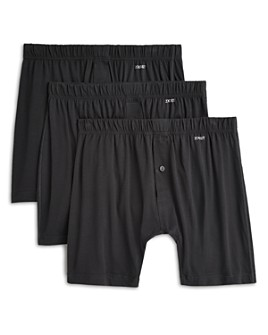 2(X)IST - Pima Knit Boxers, Pack of 3
