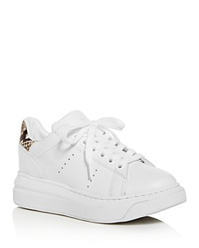Marc Fisher LTD. - Women's Maggy Platform Low-Top Sneakers