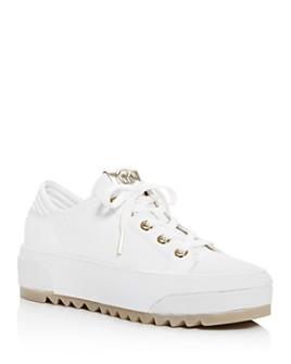 MICHAEL Michael Kors - Women's Keegan Platform Low-Top Sneakers