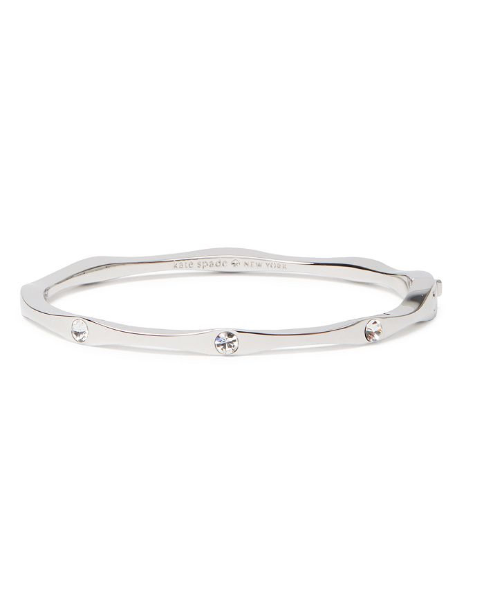 Kate Spade KATE SPADE NEW YORK WAVE BANGLE BRACELET