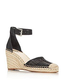 VINCE CAMUTO - Women's Valissa Espadrille Wedge Sandals