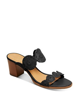 Jack Rogers - Women's Lauren Block Heel Sandals