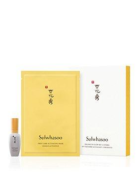 Sulwhasoo - Gift with any $100 Sulwhasoo purchase!