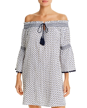 Tommy Bahama Canyon Sky Tunic Swim Cover-Up-Women