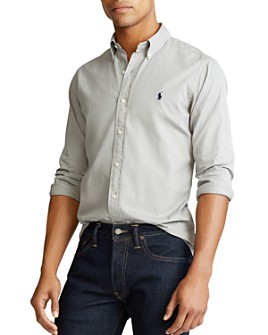 Polo Ralph Lauren - Slim Fit Twill Button-Down Oxford Shirt