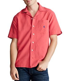Polo Ralph Lauren - Custom Fit Short-Sleeve Camp Shirt