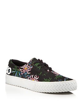 Kenzo - Men's K-Skate Floral Slip-On Sneakers