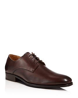 To Boot New York - Men's Declan Leather Plain-Toe Oxfords