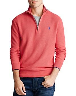 Polo Ralph Lauren - Half-Zip Sweater