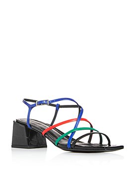 Sigerson Morrison - Women's Ellia Strappy Block-Heel Sandals
