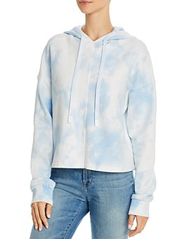 Velvet by Graham & Spencer - Rania Tie-Dye Hooded Sweatshirt - 100% Exclusive