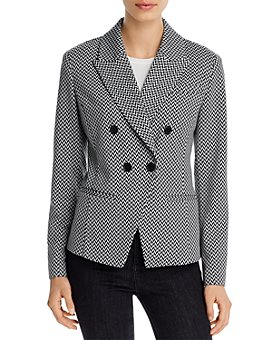 Bagatelle - Double-Breasted Fitted Blazer