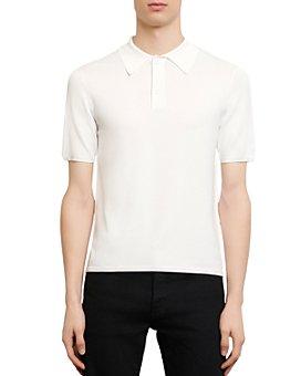 Sandro - Pablo Polo-Style Sweater
