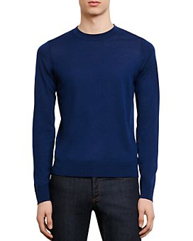 Sandro - Merino Wool Crewneck Sweater