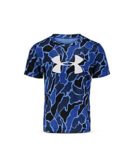 Under Armour - Boys' Diverge Camo Print Tee - Little Kid