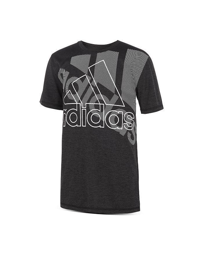 Adidas - Boys' Statement Logo Tee - Little Kid
