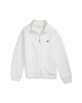 Lacoste - Boys' Zip Sweatshirt - Little Kid, Big Kid