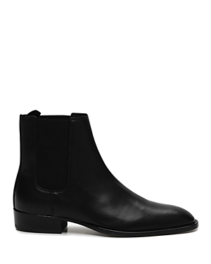 The Kooples MEN'S LEATHER CHELSEA BOOTS