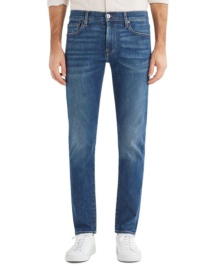 7 For All Mankind - Paxtyn Skinny Fit Jeans in Delos