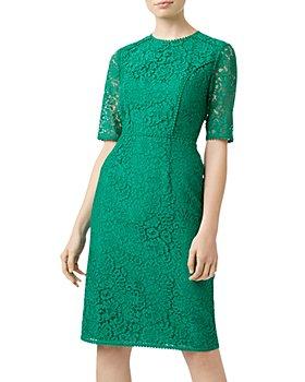 HOBBS LONDON - Penny Lace Sheath Dress