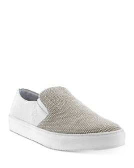 Robert Graham - Men's Nico Slip-On Sneakers