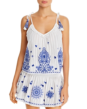 Ramy Brook Marco Top Swim Cover-Up-Women