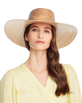 Lack of Color - Palma Wide Boater Hat