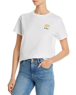 FRENCH CONNECTION - Le Citron Tee