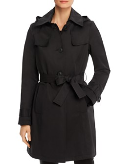 Via Spiga - Shield Belted Trench Coat