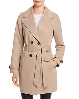 Vero Moda - Vmberta Three-Quarter Trench Jacket