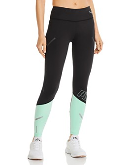 PUMA - Runner ID Color-Block Leggings