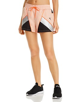 PUMA - TFS Piped Color-Block Shorts