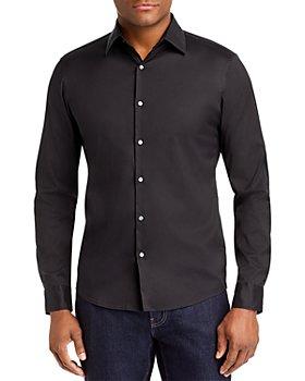 Michael Kors - Stretch Slim Fit Shirt
