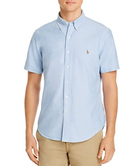 Polo Ralph Lauren - Classic Fit Short-Sleeve Oxford Shirt