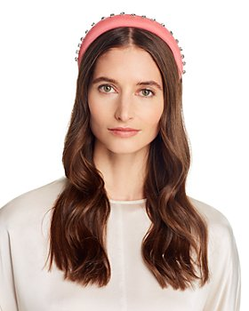 AQUA - Embellished Padded Headband - 100% Exclusive