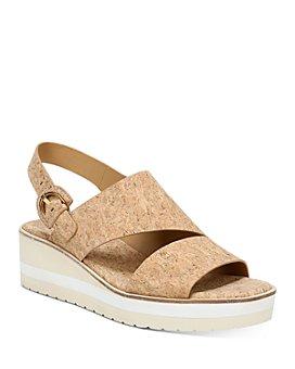 Vince - Women's Shelby Wedge Heel Sandals