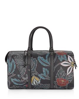 Ted Baker - Floral Print Holdall Bag