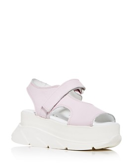 Joshua Sanders - Women's Spice Platform Wedge Sandals