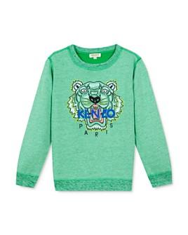 Kenzo - Boys' Colorful Tiger Sweatshirt - Little Kid