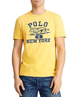 Polo Ralph Lauren - Custom Slim Fit Graphic Tee