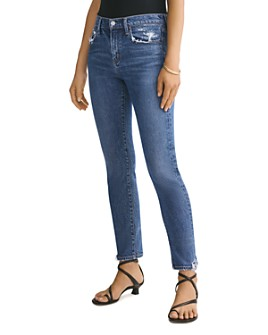 AGOLDE - Toni High-Rise Straight Jeans in Stratosphere