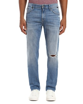 Mavi - Zach Straight Fit Jeans in Indigo