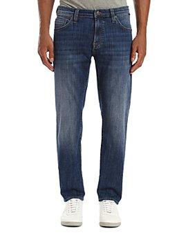 Mavi - Macus Slim Straight Fit Jeans in Deep Portlang
