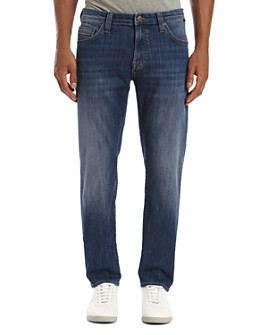 Mavi - Macus Slim Straight Fit Jeans in Deep Portlang