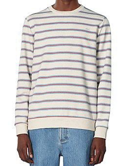A.P.C. - Striped Sweatshirt