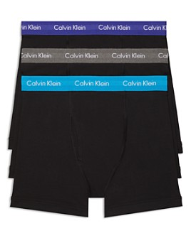 Calvin Klein - Cotton Stretch Boxer Briefs, Pack of 3