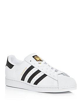 Adidas - Men's Superstar Low Top Sneakers