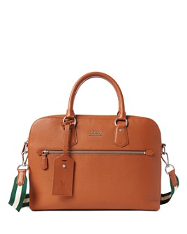 Polo Ralph Lauren - Pebbled Leather Briefcase