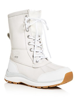UGG® - Women's Adirondack Fluff Waterproof Cold Weather Boots