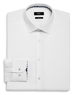 BOSS - Jesse Contrast Slim Fit Dress Shirt